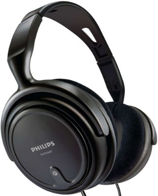 HEADPHONE PHILIPS SHP2000/10
