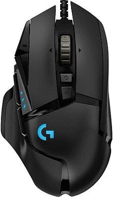 MOUSE GAMER LOGITECH G502 HERO 16000DPI