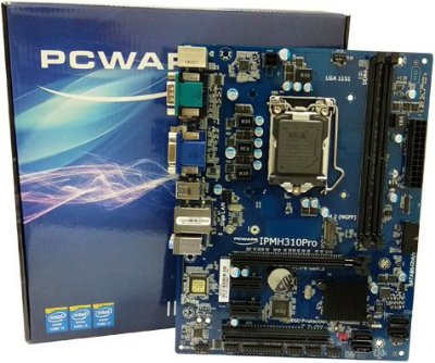 PLACA MÃE INTEL PCWARE IPMH310 PRO DDR4 LGA1151