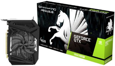 PLACA DE VÍDEO GAINWARD PEGASUS GEFORCE GTX 1650 SUPER 4GB GDDR6 128BITS