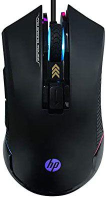 MOUSE GAMER HP G360 7QV33AA#ABM 6200DPI