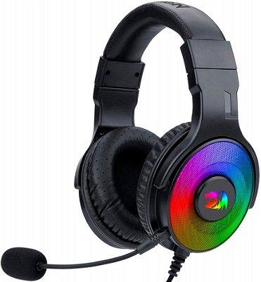 HEADSET REDRAGON PANDORA 7.1 RGB GAMER H350RGB