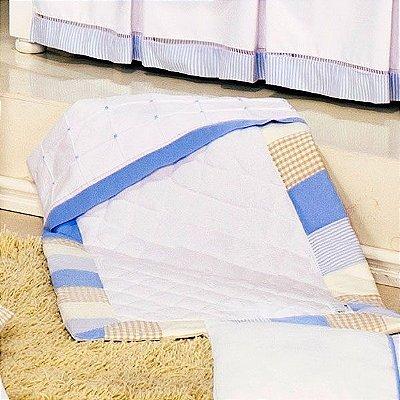 Capa de Carrinho Azul Sleep