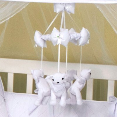 Móbile (Enfeite Berço) Baby Bear