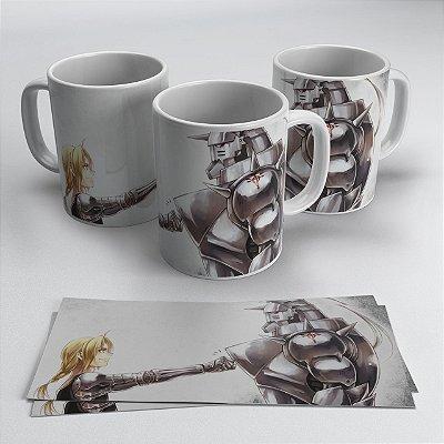 Caneca Fullmetal Alchemist