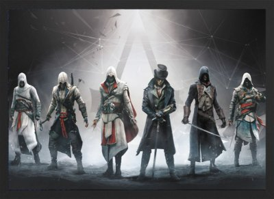 Quadro Assassin's Creed