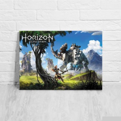 Placa Decorativa Horizon Zero Dawn