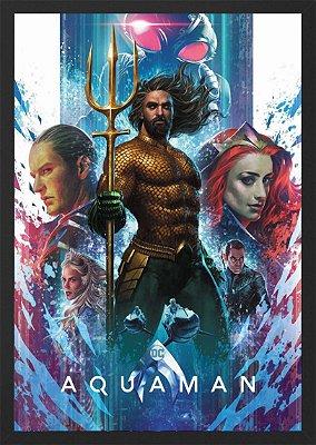 Quadro Aquaman