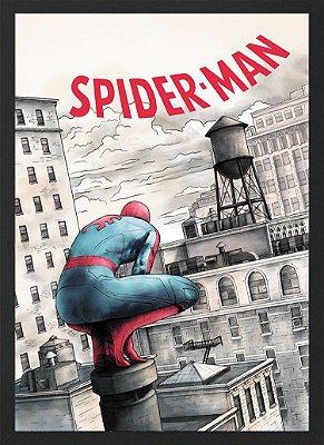 Quadro Spider-Man (Homem-Aranha)