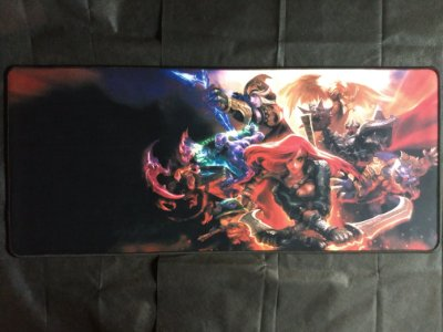 Mousepad Gamer Campeões (70x30cm) - League of Legends