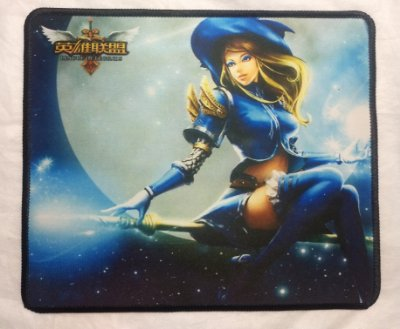 Mousepad Gamer Lux (30x25cm) - League of Legends