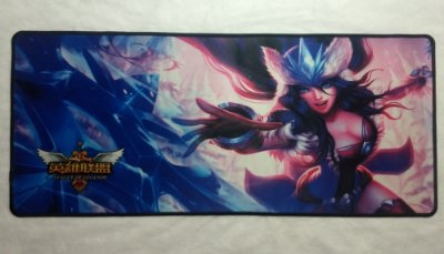 Mousepad Gamer Sivir (70x30cm) - League of Legends