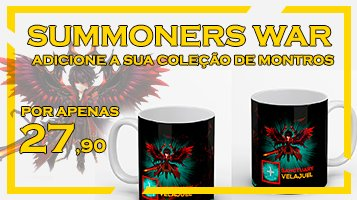 Canecas Summoners War