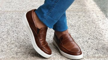 Sapato Loafer Citrino mini