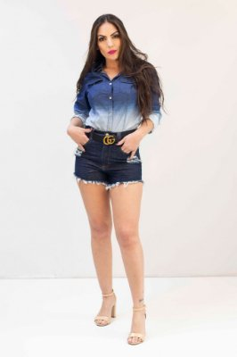 Camisa Garden Jeans