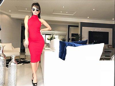 Vestido JAGUAR Vermelho