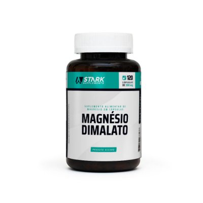 Magnésio Dimalato - 120 cápsulas