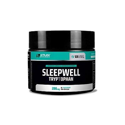 SleepWell Tryptophan - Triptofano - 120 Cápsulas