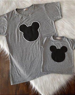 T Shirt Mãe e Filho