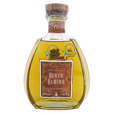 Cachaça Bento Albino Carvalho Extra Premium 810ml