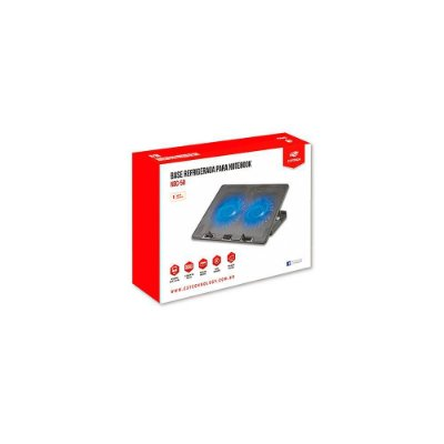 Base Para Notebook 15,6pol Nbc-50bk C3 Tech
