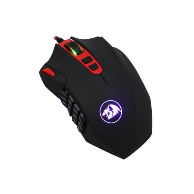 Mouse Gamer Redragon Perdition 2 Rgb M901-1 24000dpi