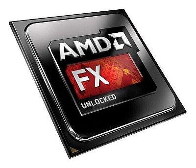 Processador AMD FX 4300 Black Edition Cache 8MB 3.8Ghz AM3+