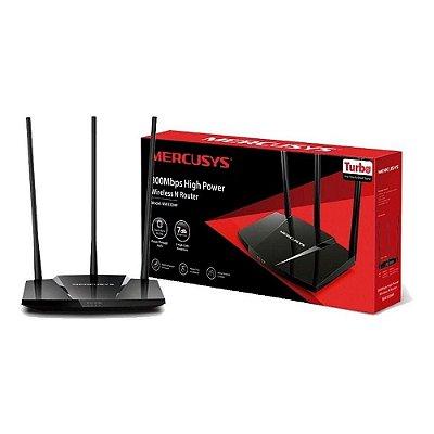 Roteador Mercusys 300mbps 3 Antenas Mw330hp