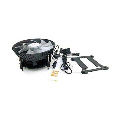 Cooler Gamer Dex Rgb 24 Led Intel 1150/1151/1155/1156 Dx9009