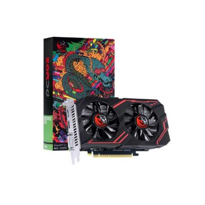 Placa De Vídeo Pcyes Nvidia Geforce Gtx1650 4gb Gddr5 Full S