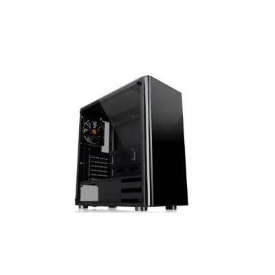 Gabinete Gamer Thermaltake V200 Tg Tempered Glass Ca-1k8-00m1wn-00 Mid Tower