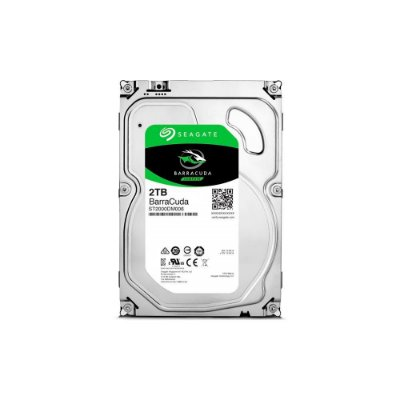 Hd Seagate Sata 3,5´ Barracuda 2tb 5400rpm 6gb/s St2000dm005
