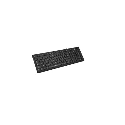 Teclado Usb C3 Tech Multimídia Preto Kb-m60bk