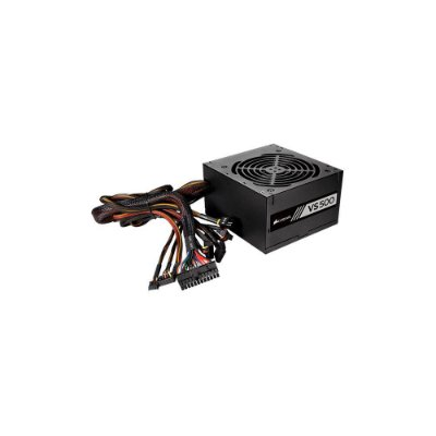 Fonte Corsair Vs500 500w 80 Plus White Cp-9020223-br