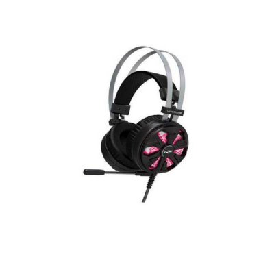Headset Gamer C3 Tech Vulture 7.1 Preto -  Ph-g710bk