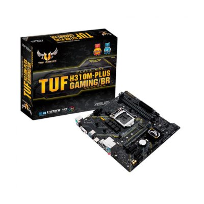 Placa-mãe Asus P/ Intel Lga 1151 Atx Tuf H310m-plus Gaming Ddr4