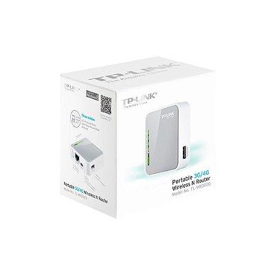 Roteador 150mbps Tp-link 3g/4g Tl-mr3020  3.75g Wirelesss