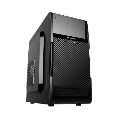 Gabinete C3tech Micro-atx Com Fonte Mt-25v2bk