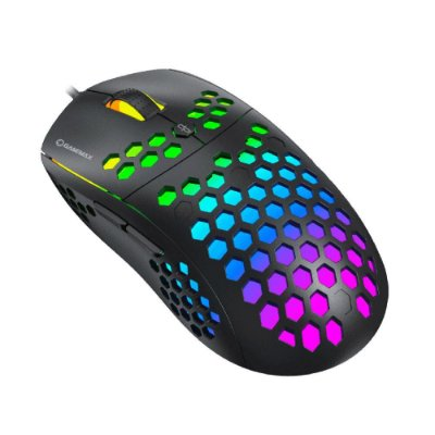 Mouse Gamer Gamemax Black Gmx Mg8