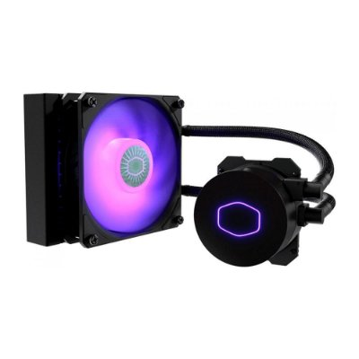 Water Cooler Master Masterliquid Ml120l V2 Rgb 120mm