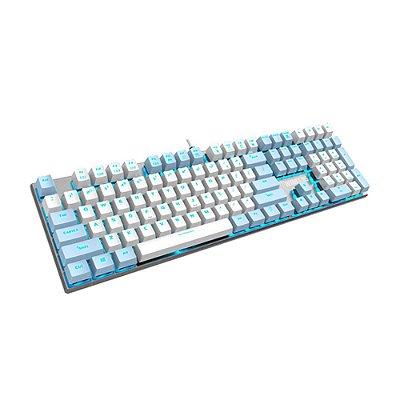Teclado Mecânico Gamdias Hermes M5Rgb Switch Azul Ansi M5rgb