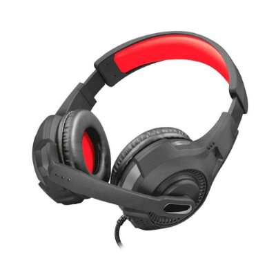 Headset Gamer Trust Gxt307 Ravu Black T22450