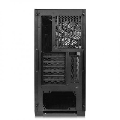 Gabinete Gamer Thermaltake H550 Tg Mid-tower Ca1p400m1wn00