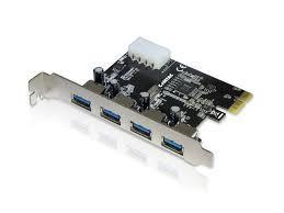 Placa Pci-express Usb 3.0 Com 4 Portas Dp-43 Dex