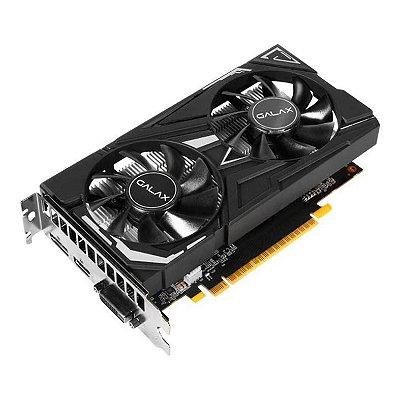 Placa De Vídeo Galax Nvidia Geforce Gtx 1650 Ex 4gb Gddr6