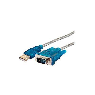 Cabo Conversor Usb 2.0 X Serial Rs-232 Db9