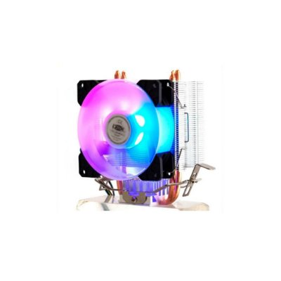 Cooler Dex Universal Para Intel E Amd Com Led Rgb Dx-2017