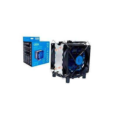 Cooler Gamer Dex  Universal Amd E Intel Dx-9000  Led Azul