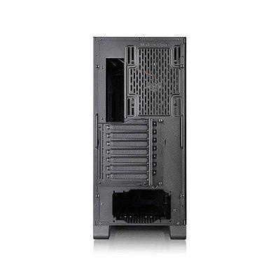 Gabinete Gamer Thermaltake S300 Tempered Glass Ca1p500m1wn00