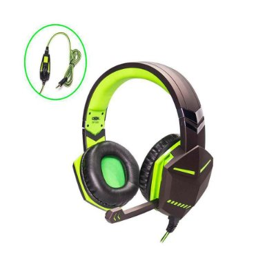 Headset Dex C/ Microfone P/ Pc Consoles Ps4 XboxOne P3 Df500